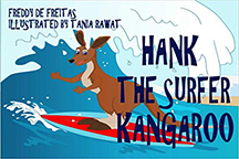 HANK THE SURGER KANGAROO