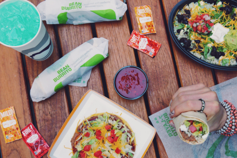 Taco Bell's New Vegan-Friendly Menu Features Millions of Meat-Free Options